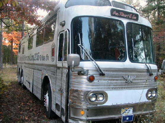 Photo of Silver Eagle Bus