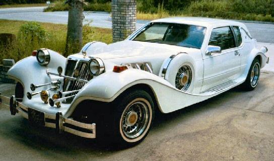 Zimmer Kit Car